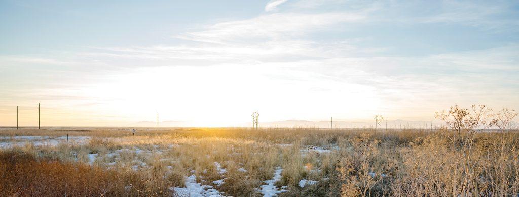 Utah's rural railroad byway
